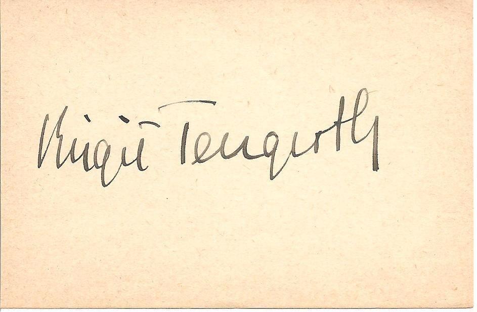Autograf.