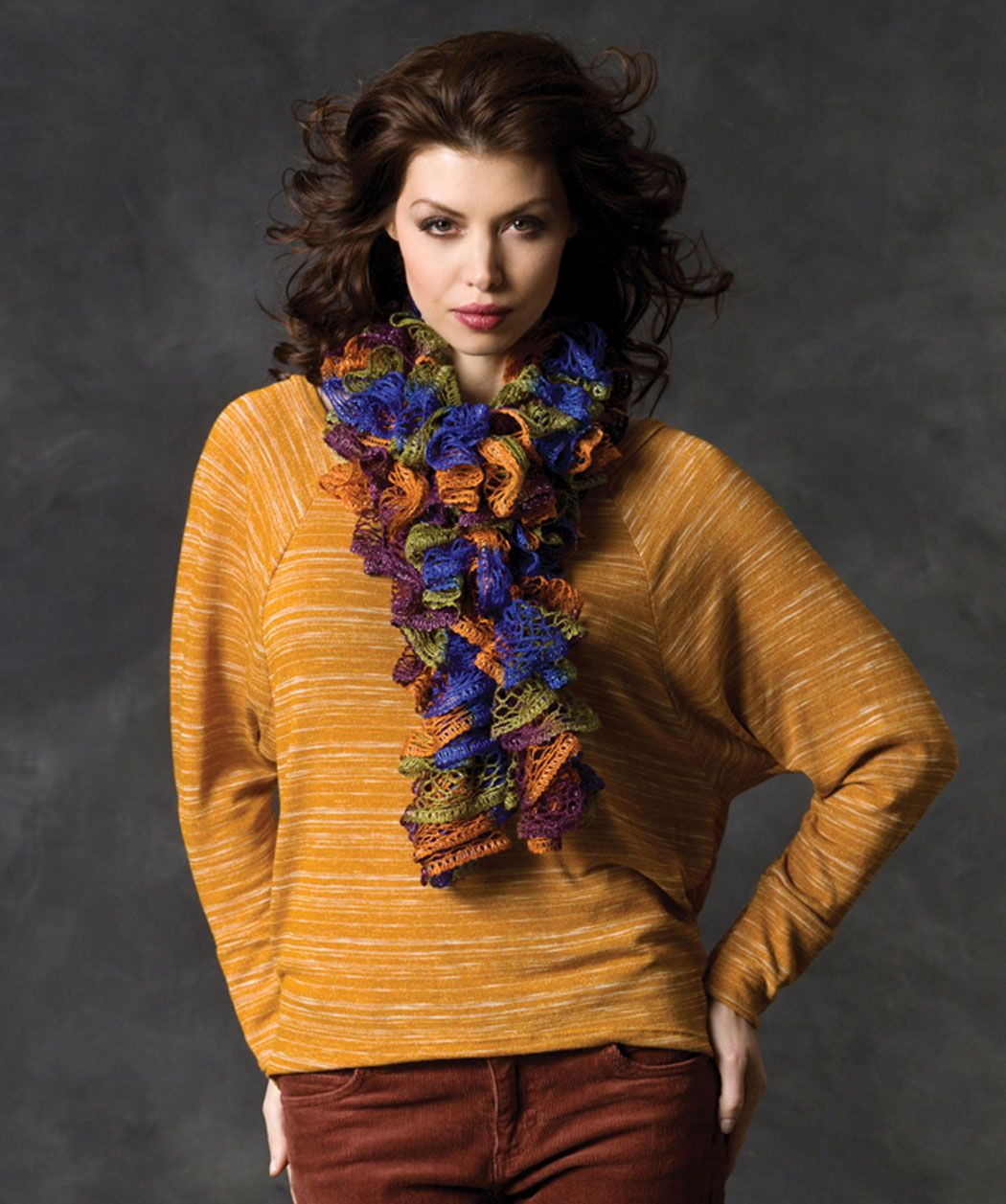Youll love this revolutionary new idea for ribbon yarn that free pattern bankloansurffo Images