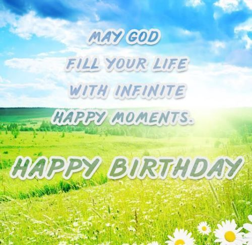 Christian Birthday Wishes For Men If You Feel Like Giving Up Always Remember That We Have A Great God To Turn All Need Is Sincere Prayer And
