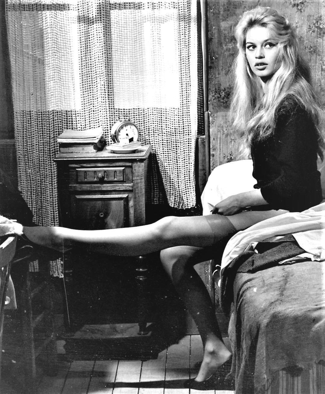 calvin klein shoes brigitte bardot movies 1957