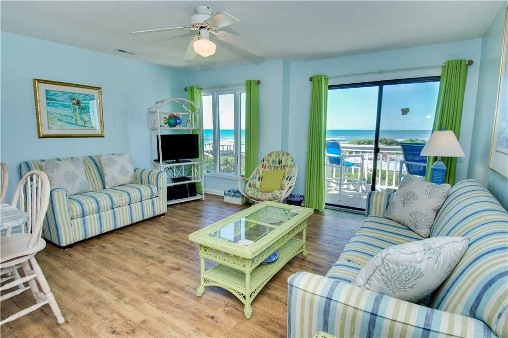 Pebble Beach D305 Oceanfront Condo