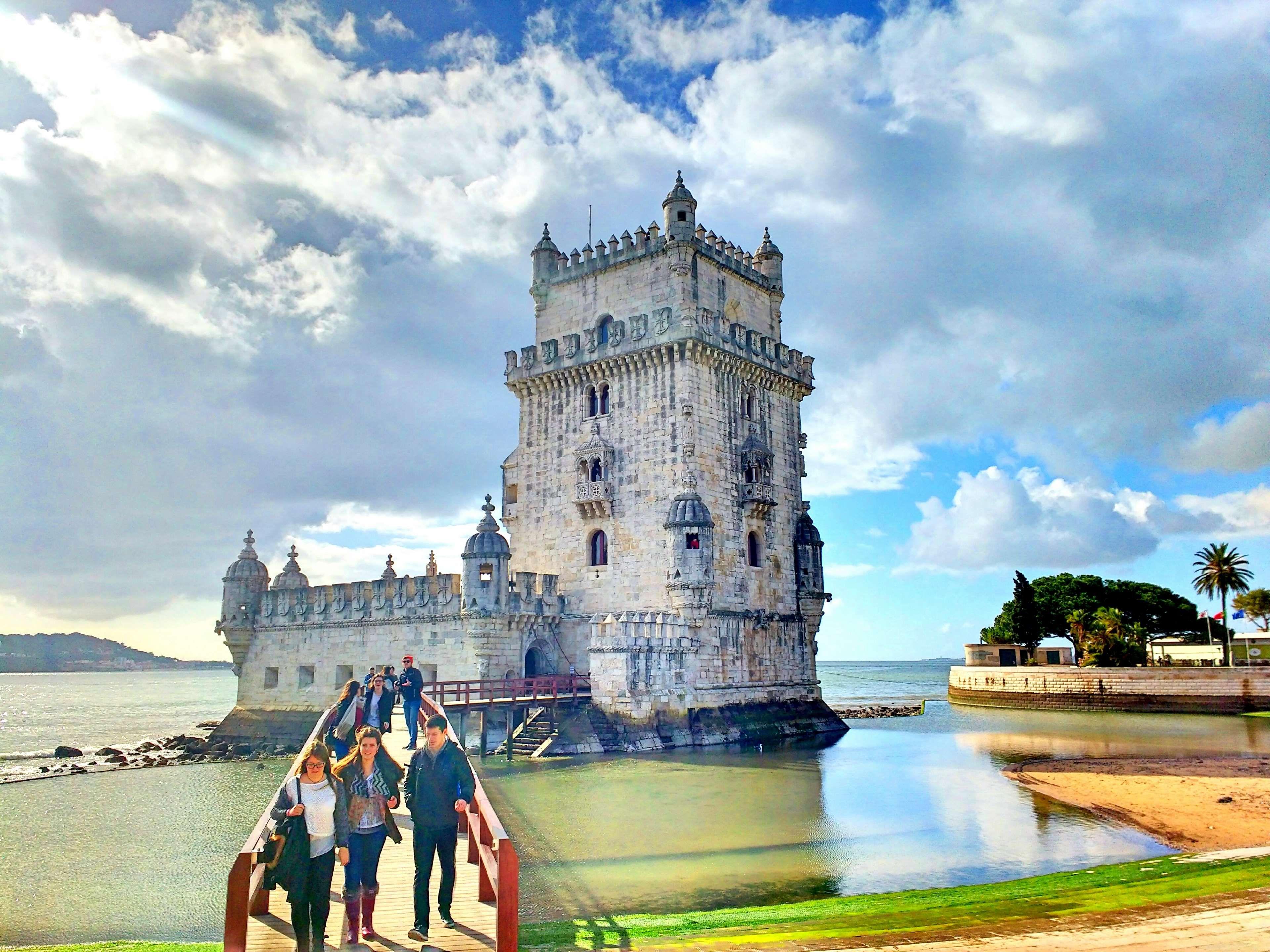 #belm #belem tower #lisbon