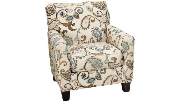 Living Room Sets Jordans ashley-yvette-yvette accent chair - jordan's furniture | house