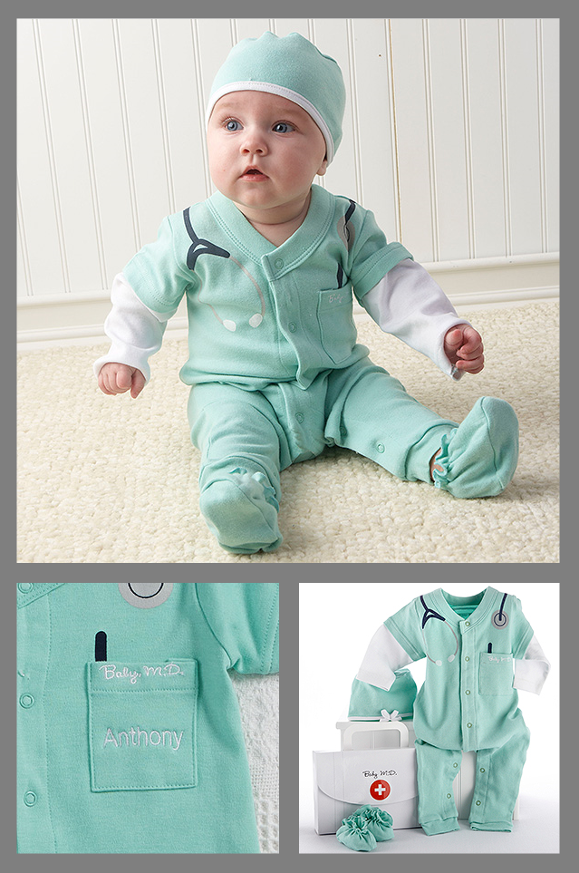 This Is The Cutest Thing Ever It S A Baby Doctor Outfit