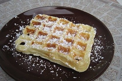 Photo of Belgian waffles by chocolate fetish | chef