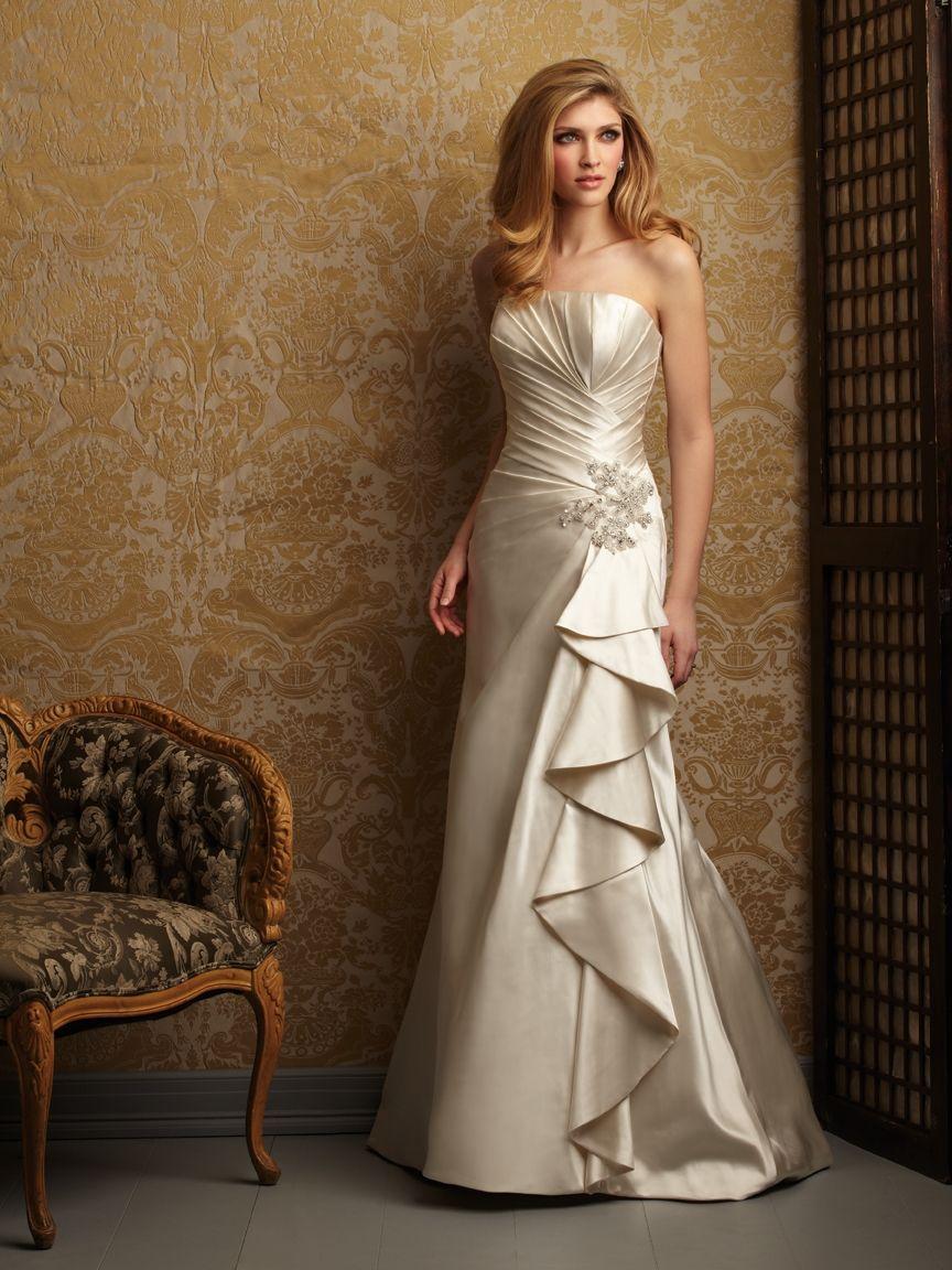 2460 - Allure Bridal | Dress ideas | Pinterest