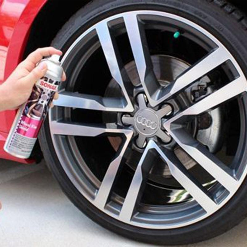 After you make your rims shine with the brush hero
