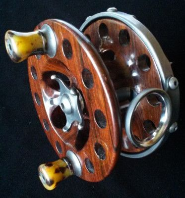 """3-3/4"""" Seaspey in Cocobolo and gunmetal stainless steel"""