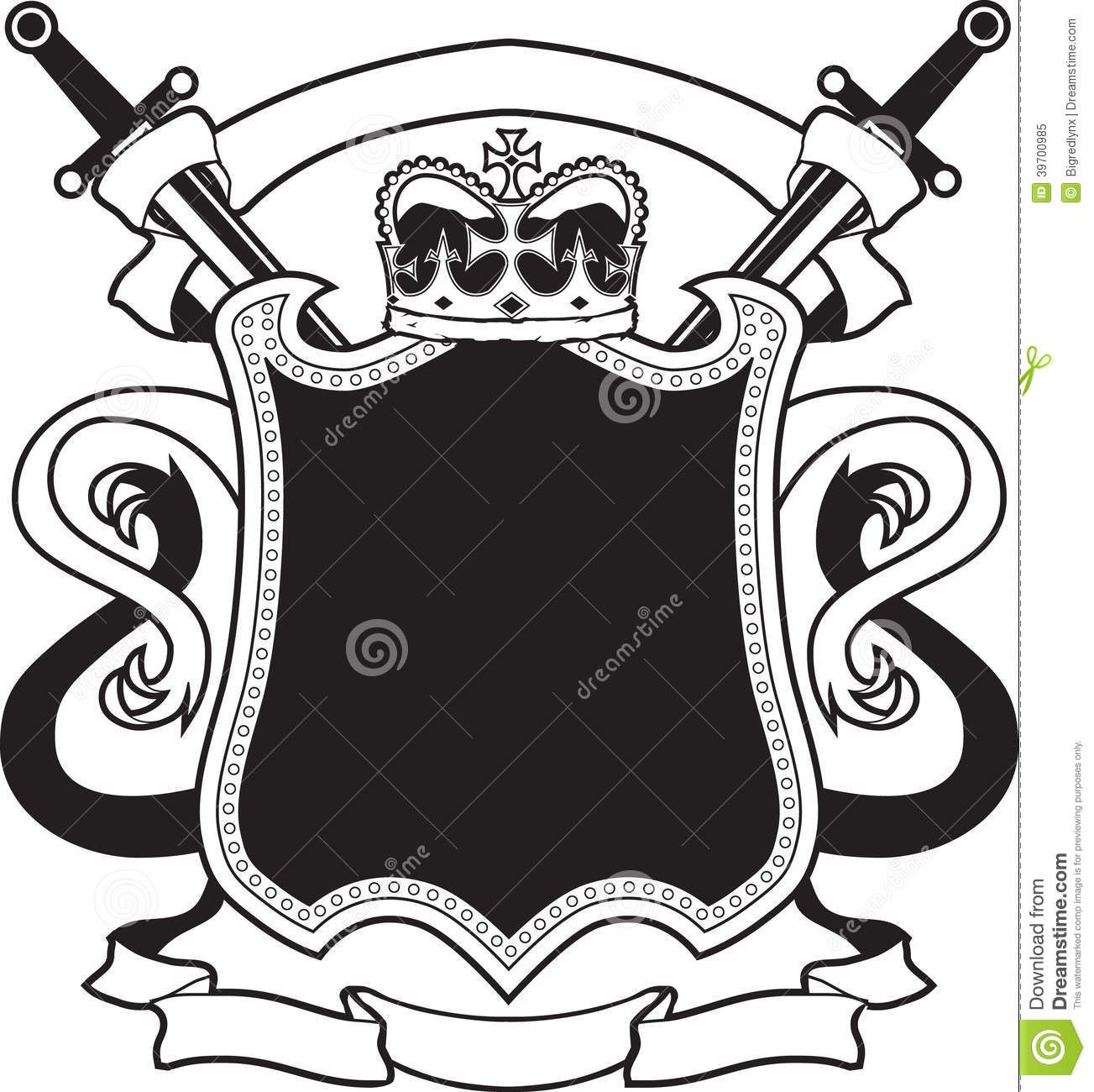 King's Crest Stock Vector Image 39700985 WHAT ABOUT A