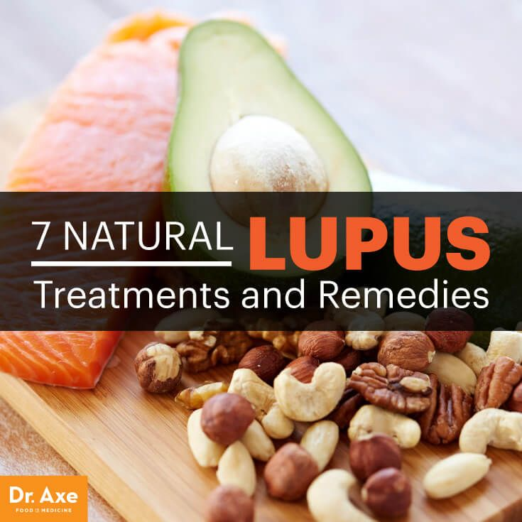 Cure Lupus With Raw Food Diet