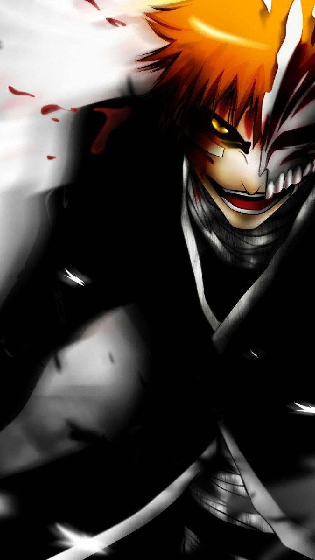 66225b65 1080x1920 Kurosaki Ichigo, Hollow, Bleach   Anime