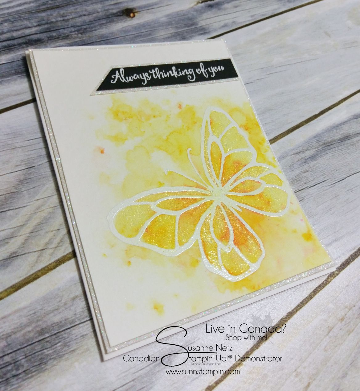 Beautiful Day Brusho stampin Up Cards 2018 SU Occasions