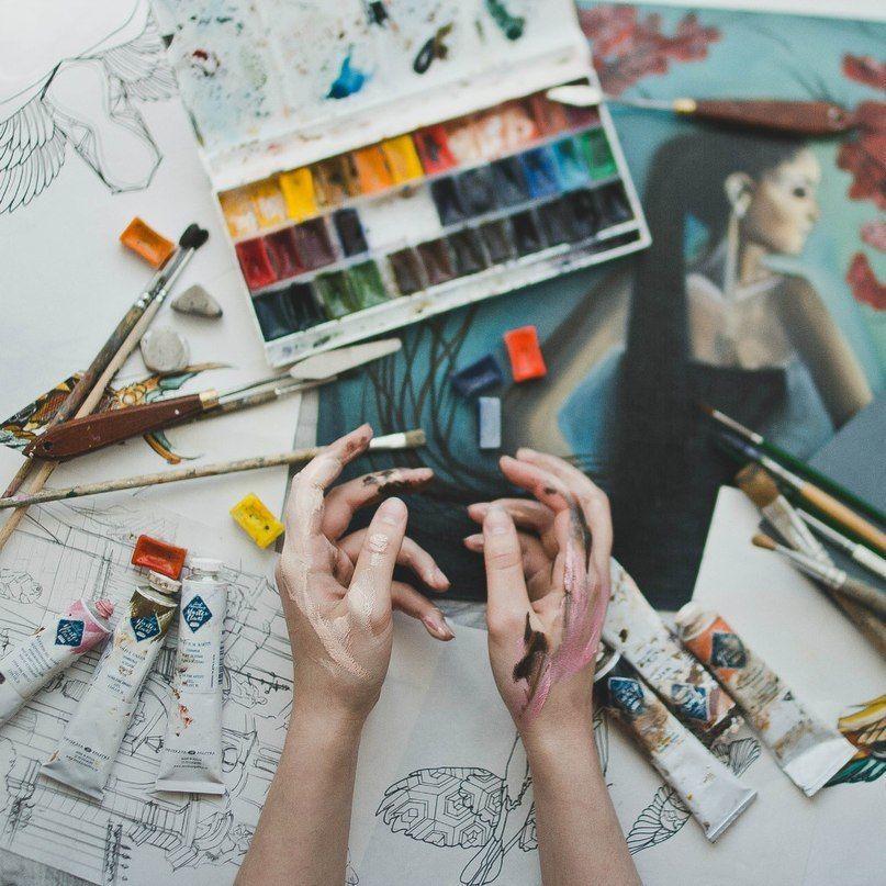pinterest: seldsum | Artist aesthetic, Art hoe aesthetic, Aesthetic art