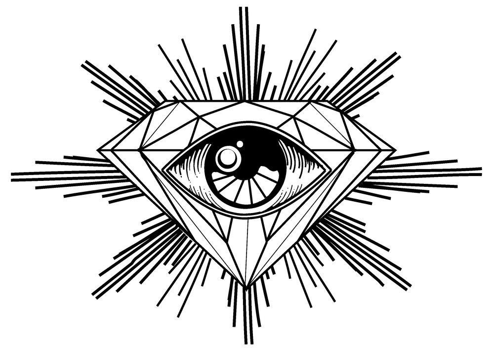 Gallery For Diamonds Drawing Tumblr Diamond Drawing Drawings Tattoos Gallery