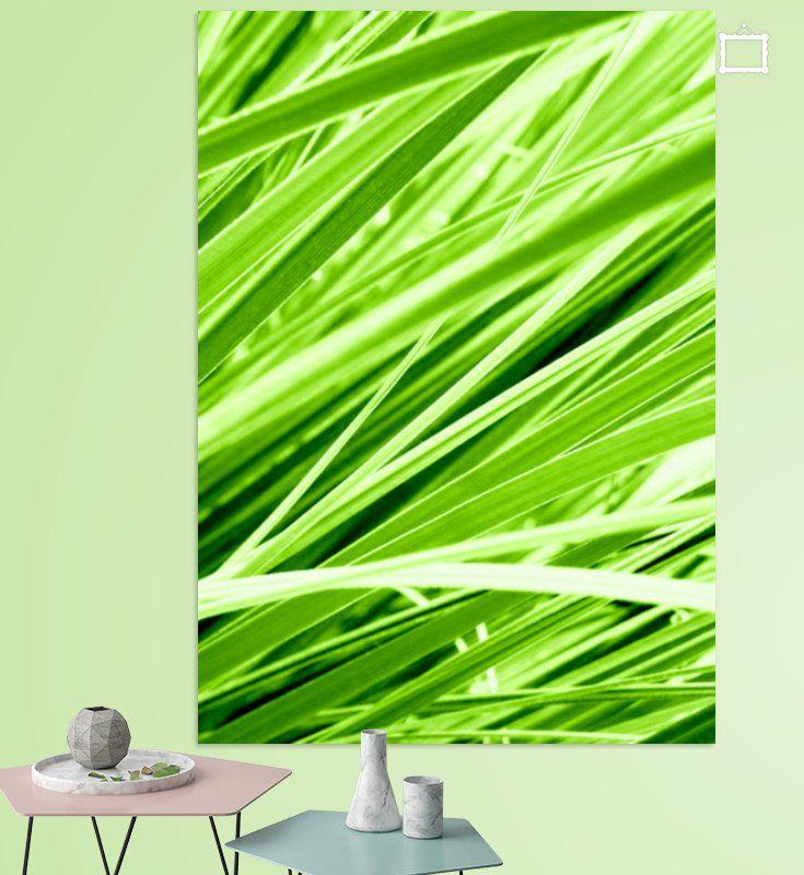Grün! von Andrea Meyer - wandbilder wohnzimmer grun