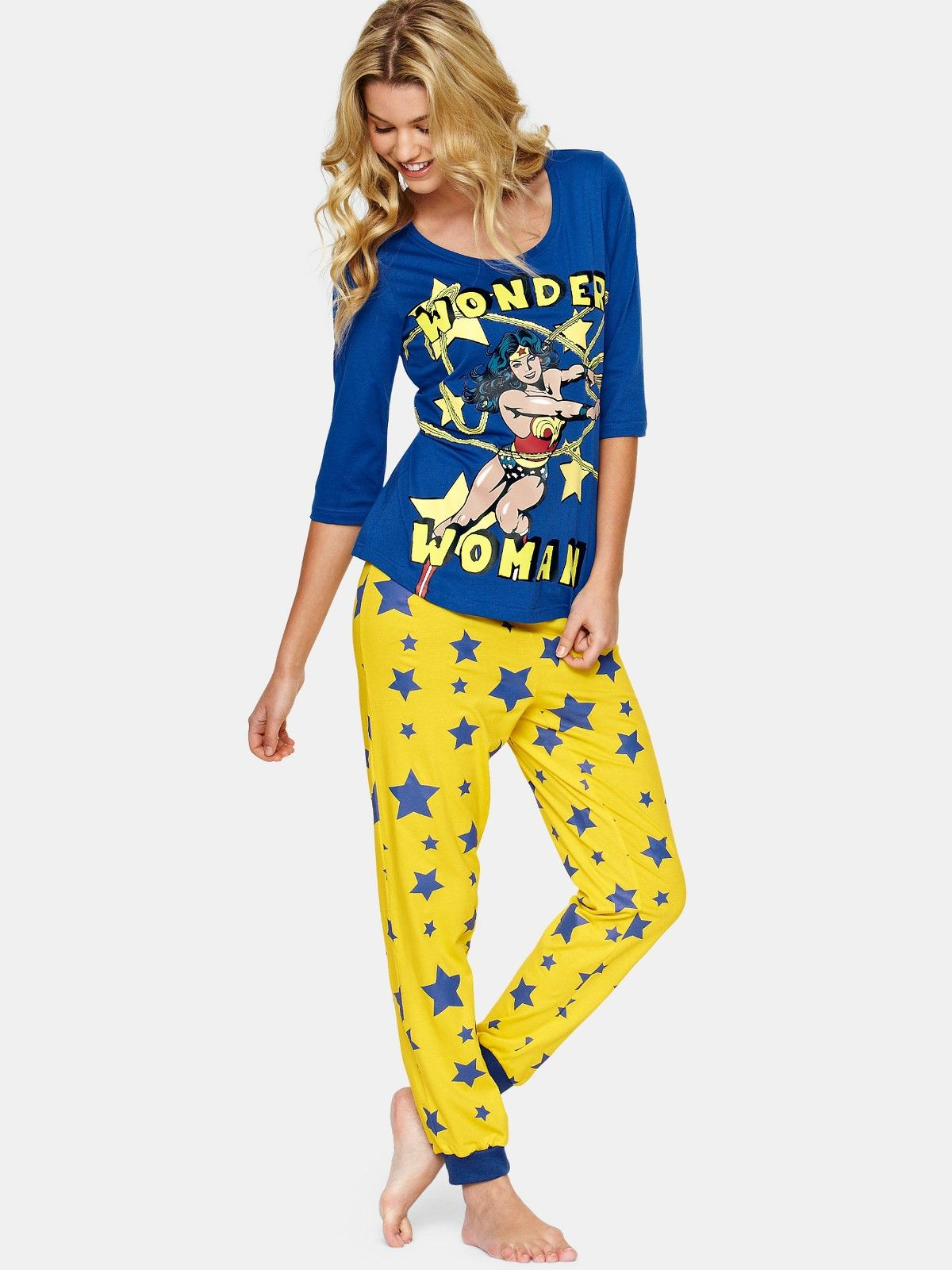 Wonder Woman Pyjamas Very.co.uk Womens Pj Sets dde3ae716e