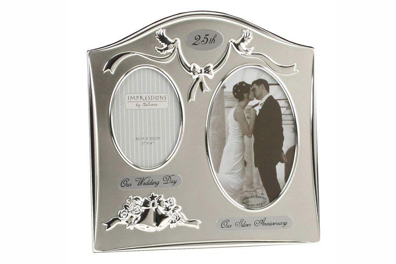 Bodas De Prata 25 Anos De Casamento Com Imagens Presente De