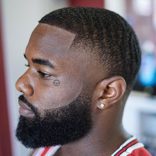 30 Haircut Styles For Black Men: 30 Best Men's Fade Haircut Styles (2019 Guide)