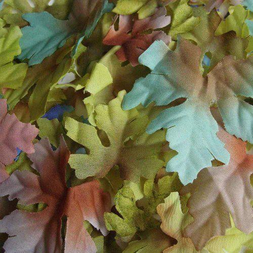 200 Autumn Leaves - Oak , PolysGems £3.45