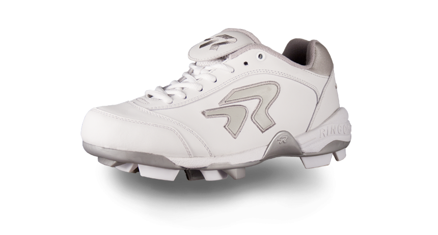 ac3a3a732 Ringor Diamond Dynasty Cleat- White--- I WOULD LOVE TO HAVE THESE ...