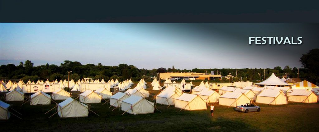 A striking tent village at your gl&ing festival. Unique tipis and safari tents for an unforgettable gl&ing experience. & Glamping Tent Rentals for Music Festivals | Safari Tents - Rooms ...
