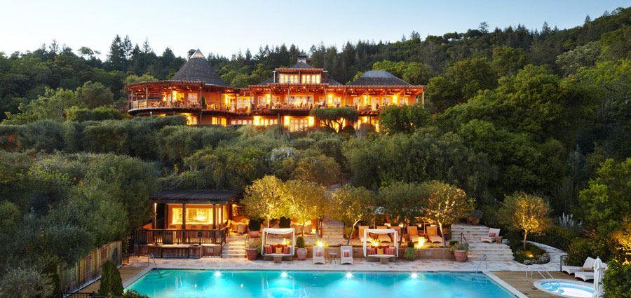 Auberge du Soleil Hotel and Spa - napa valley