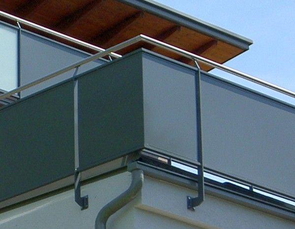 bildergebnis f r blech balkongel nder balkon auswahl. Black Bedroom Furniture Sets. Home Design Ideas