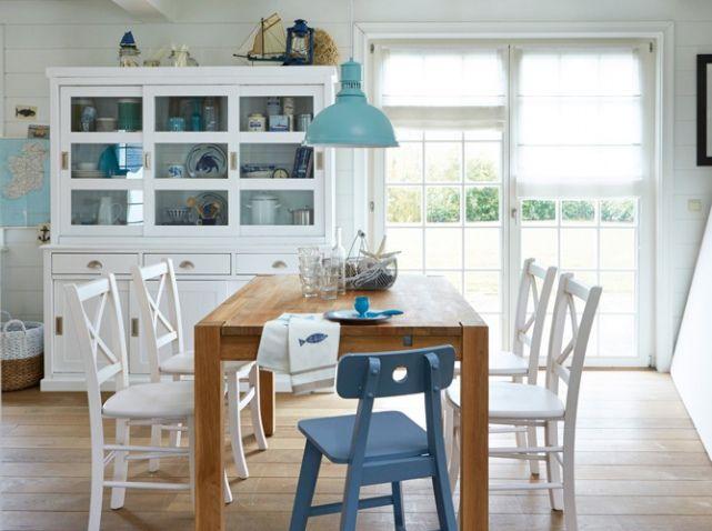 Has been le style bord de mer on vous prouve le contraire cuisine pinterest decoration - Decoration bord de mer maison ...