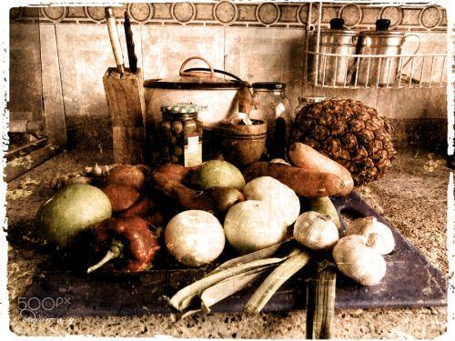 verduras by Elsentirdeunalma  IFTTT 500px