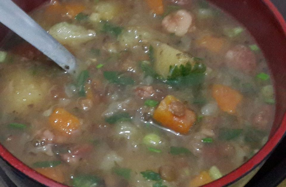 Sopa De Lentilha Receita Lentilhas Ideias E Receitas