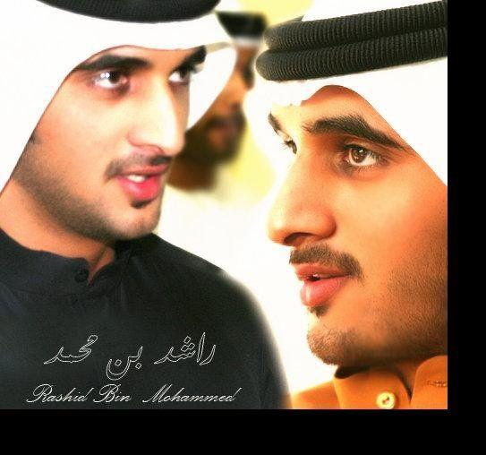 Rashid Bin Mohammed Bin Rashid Al Maktoum Fictional Characters