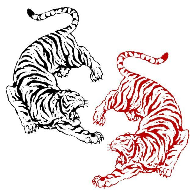 Tiger Tattoo Zeichnung Tiger Free Png Images In 2020 Tiger Tattoo Design Tiger Tattoo Pattern Tattoo