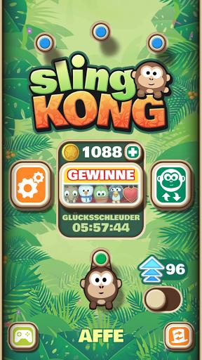 Sling Kong Free Gems Hack Iphone Generator Kostenlose Münzen Game