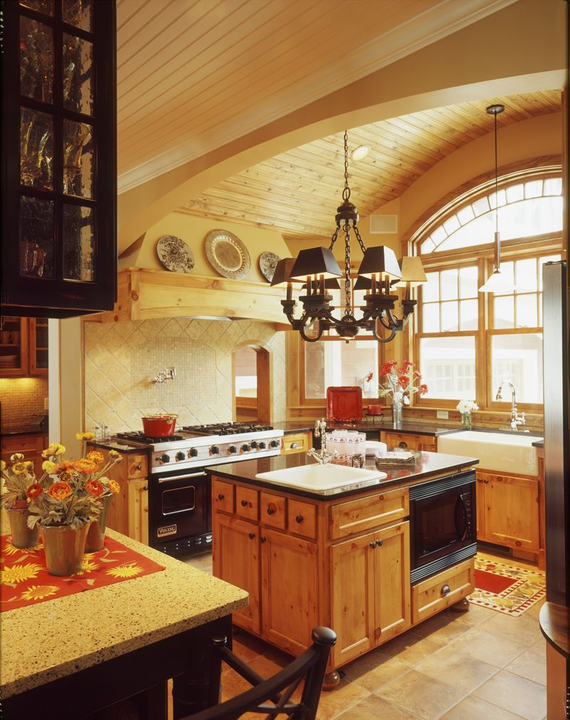 Modern house plan kitchen photo 01 072s 0001 from for Www houseplansandmore com