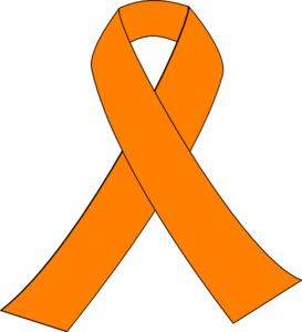 Orange Ribbon Md Png 273 300 Orange Ribbon Orange Ribbon