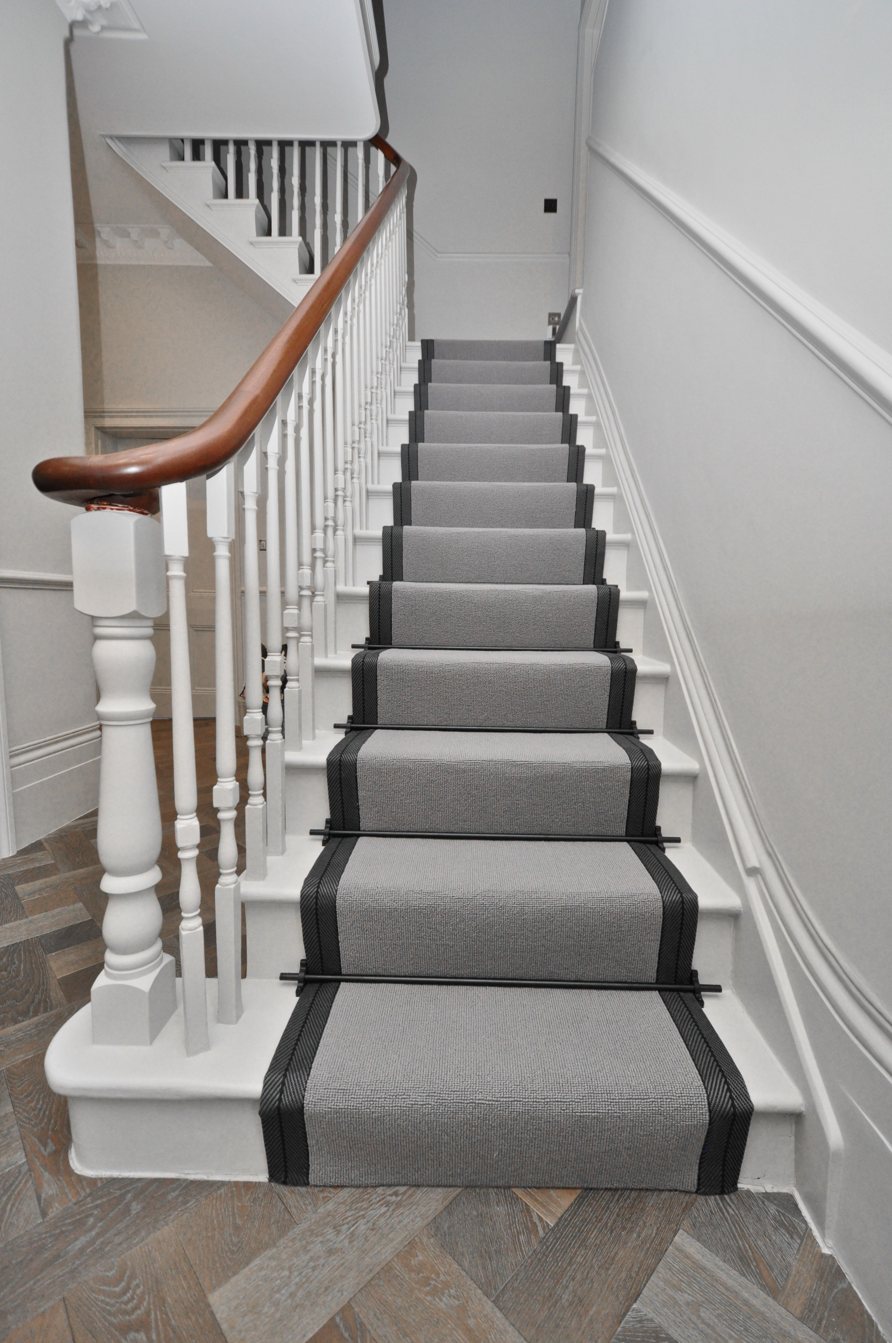 Best 5 022 Wool Stair Runners Bowloom Wool Carpet Bound With 400 x 300