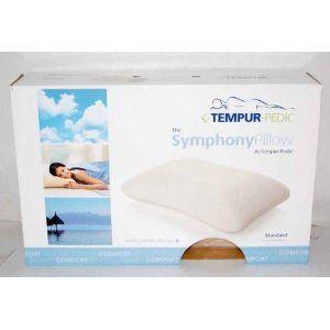 Tempur Pedic Symphony Pillow 89 99 Tempurpedic Pillows Tempur