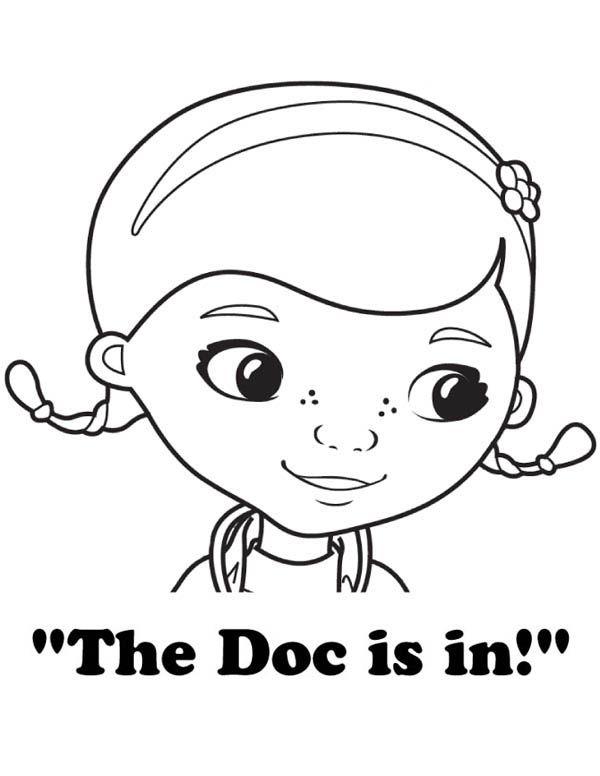 doc mcstuffins printables coloring pages - doc mcstuffins netart doc mcstuffins pinterest