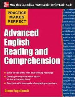Advanced english reading and comprehension by diane engelhardt advanced english reading and comprehension by diane engelhardt presents exercises and vocabulary needed to advance fandeluxe Gallery