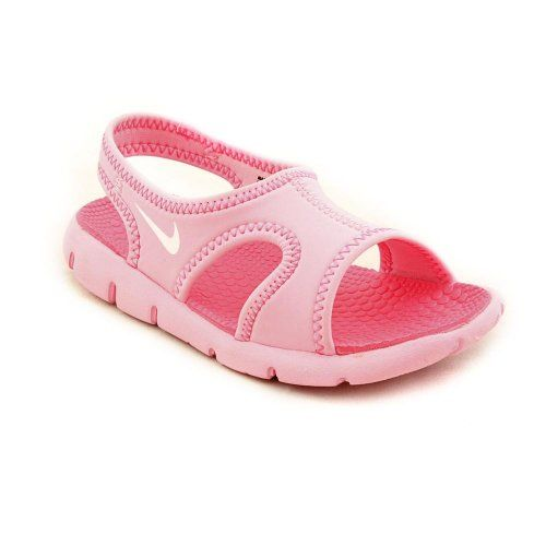 a4f4789d0491 cool Nike Infant Toddler Little Kids Adjustable Sandals - Sunray Adjust 4  Soft Shell