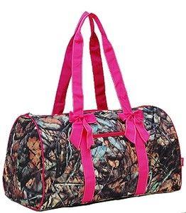Beautiful Large Diaper Bag Realtree Mossy Oak Camouflage Girl Hot Pink 3 large pockets large capacity durable nice shoulder tote bucket bag