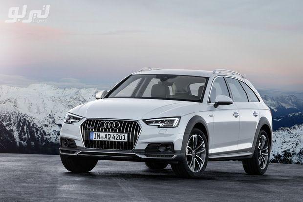 صور اودي تعلن عن سعر A4 اولرود كواترو العائلية متعددة المهام Audi A4 Audi Audi Cars