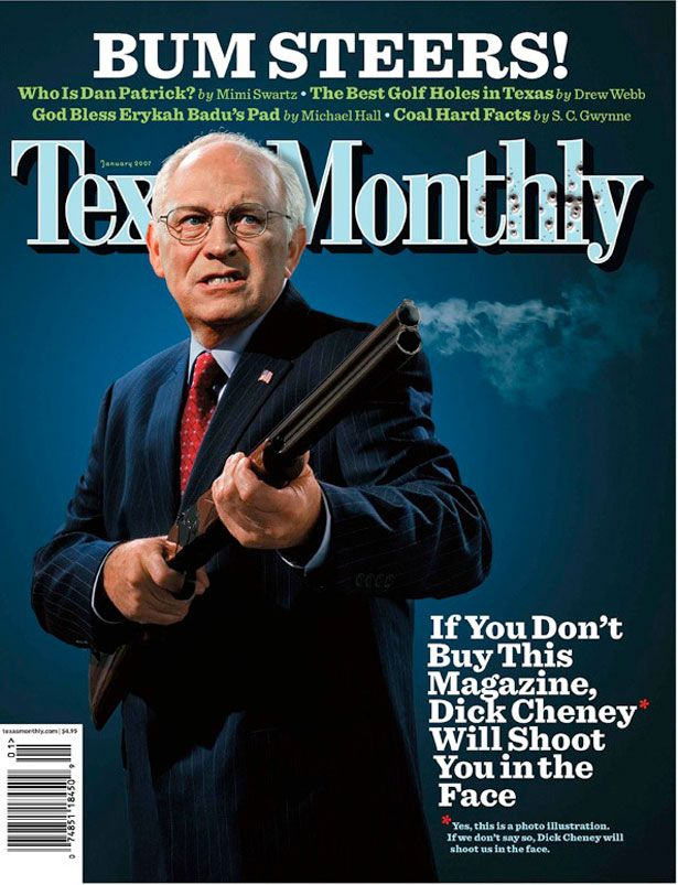 Texas Monthly, January 2007