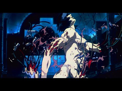 Ghost In The Shell 1995 Major Vs Tank 60fps Fi Sub Esp Eng Youtube In 2020 Ghost In The Shell Ghost Anime