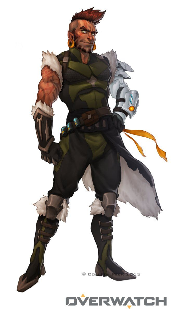 Character Design Overwatch : Overwatch penn concept by wieldsthekey on deviantart