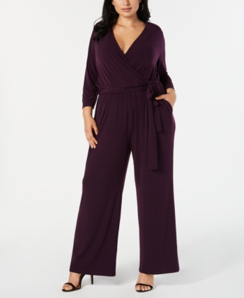 21 Plus Size Winter Jumpsuits to Wear When It's Cold Out