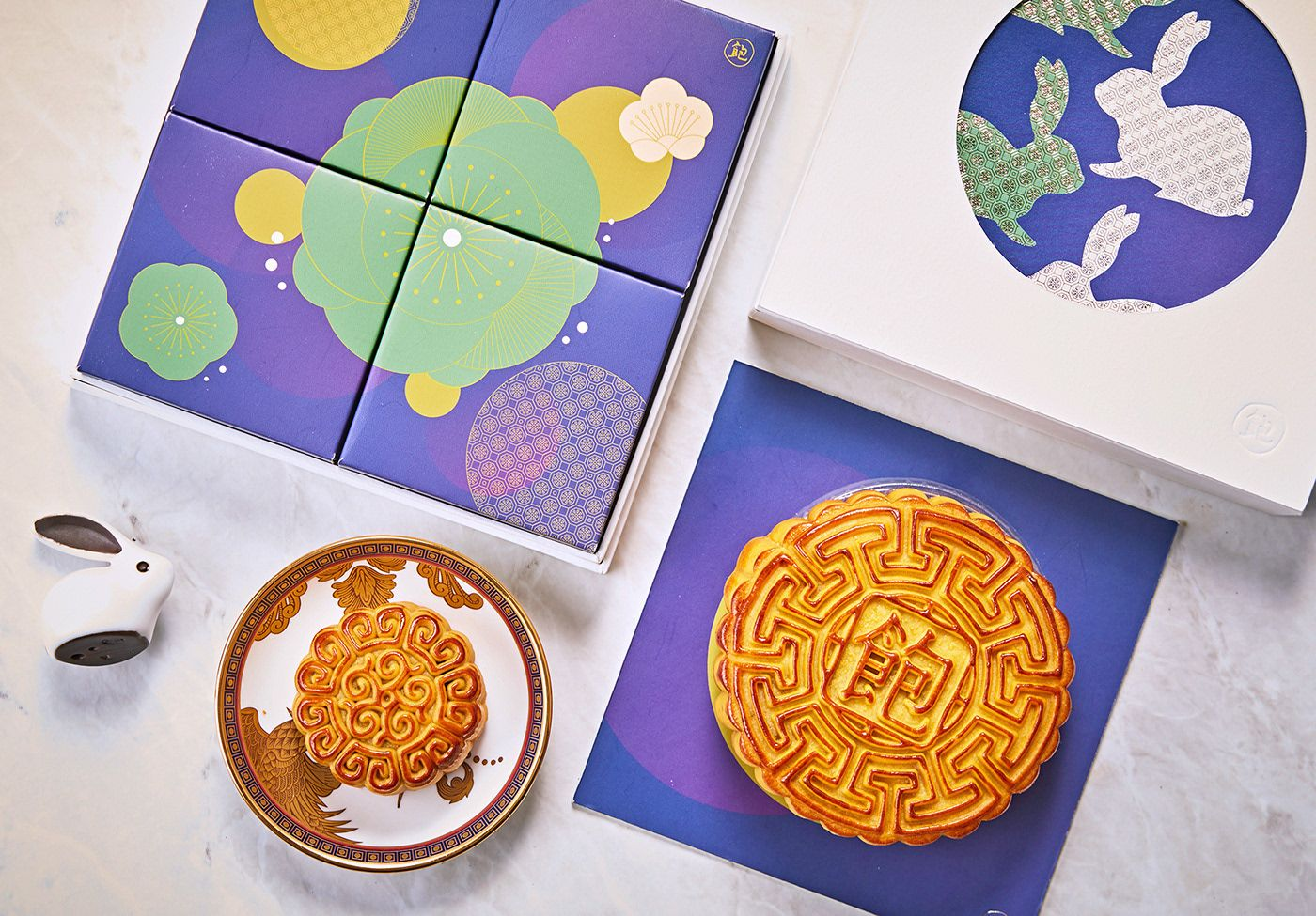 "Check out this Behance project ""Mooncake Packaging 2017"