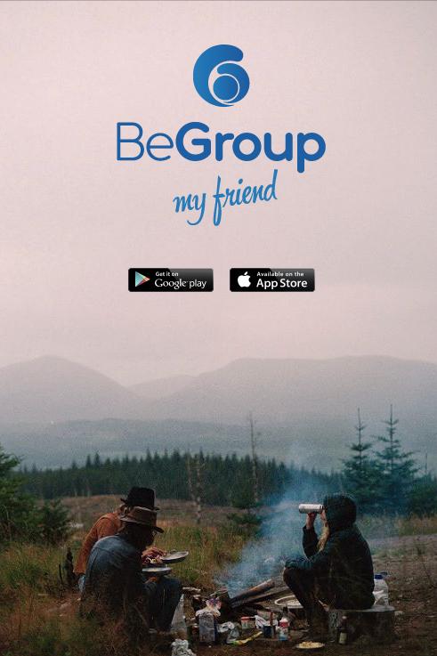 BeGroup #cdg_comunicacion