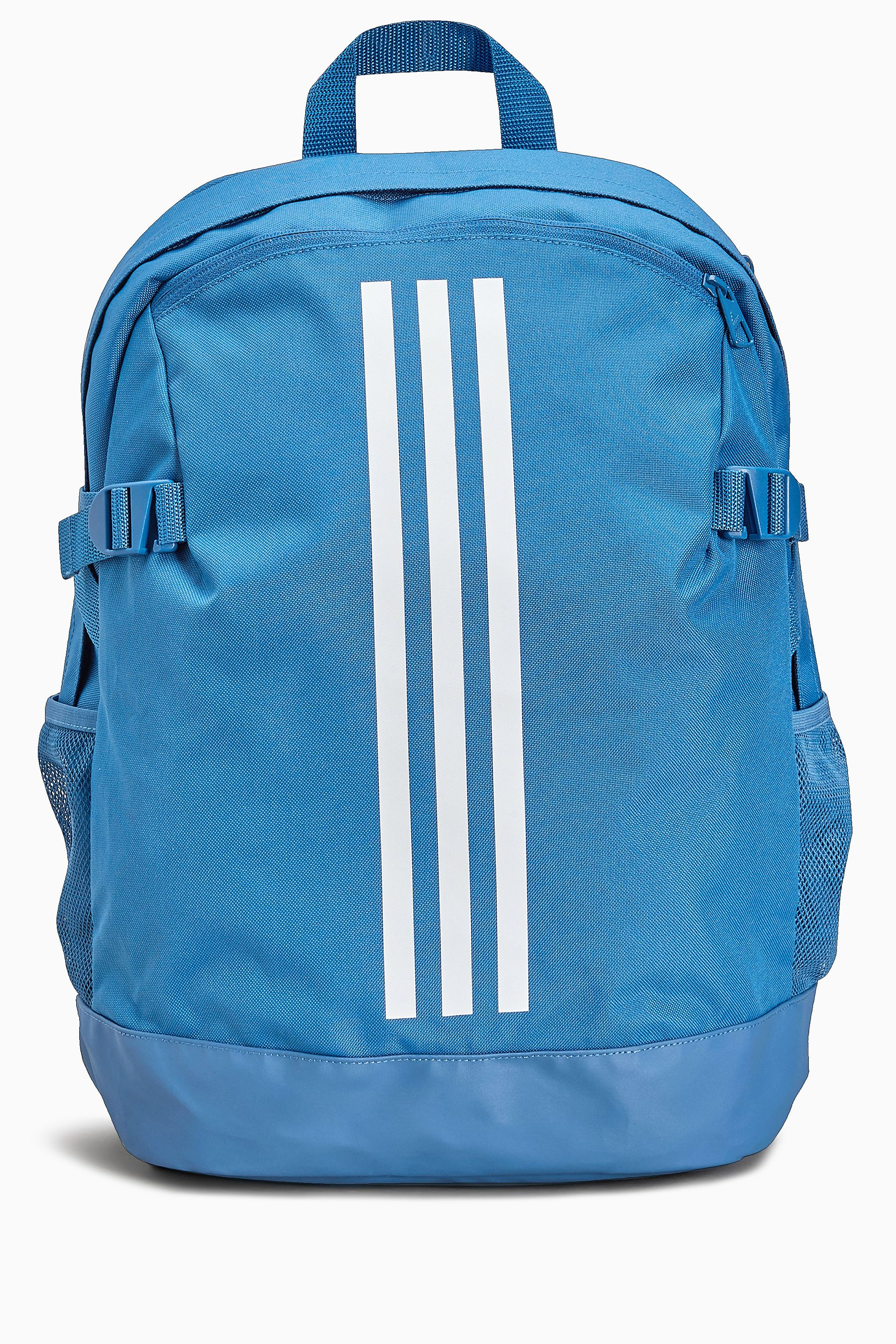 Womens adidas Power Backpack - Blue  92140a60fdc85