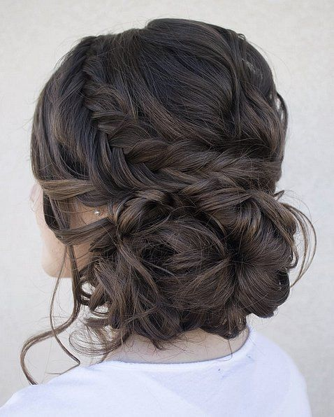 20 Wedding Fall Hairstyles Updo Ideas